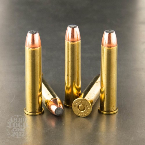 45-70 Government Ammo - 20 Rounds of 350 Grain Soft-Point (SP) by Corbon