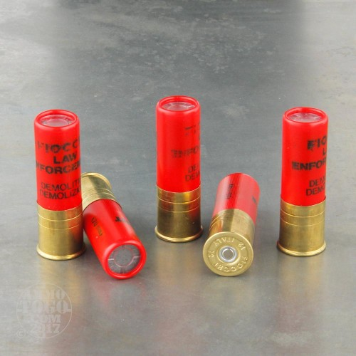 12 gauge ammunition for sale fiocchi rifled slug 5 rounds for 12 ga door breaching rounds
