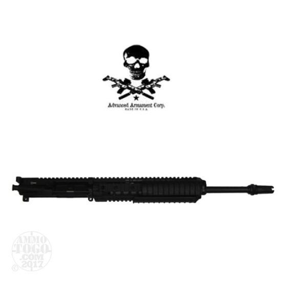 "1 - AAC Complete 300 BLACKOUT 16"" Upper Receiver Assembly"