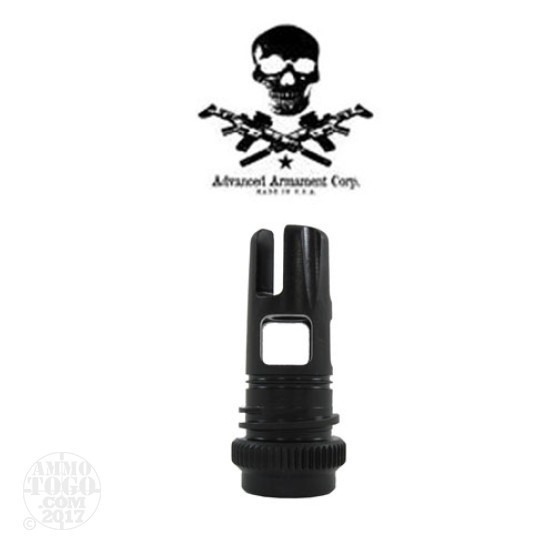 1 - Advanced Armament Corp. 7.62/.308 5/8x24 TPI Brakeout Compensator