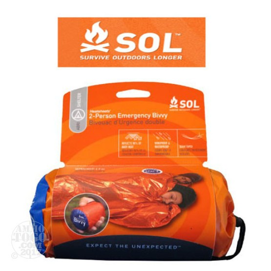 1 - SOL 2-Person Emergency Bivvy