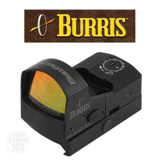 1 - Burris Fastfire 3 Red Dot Reflex Sight 3 MOA with Picatinny Mount