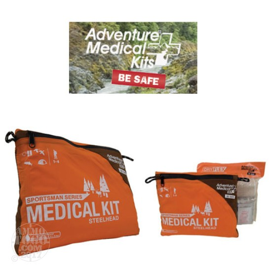 1 - Adventure Medical Kits Steelhead