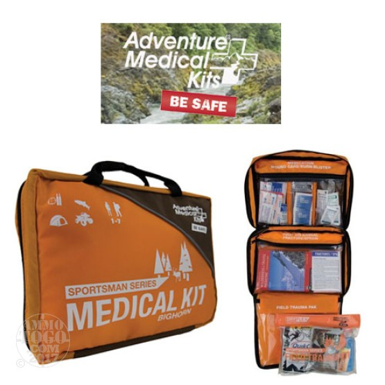 1 - Adventure Medical Kits Bighorn