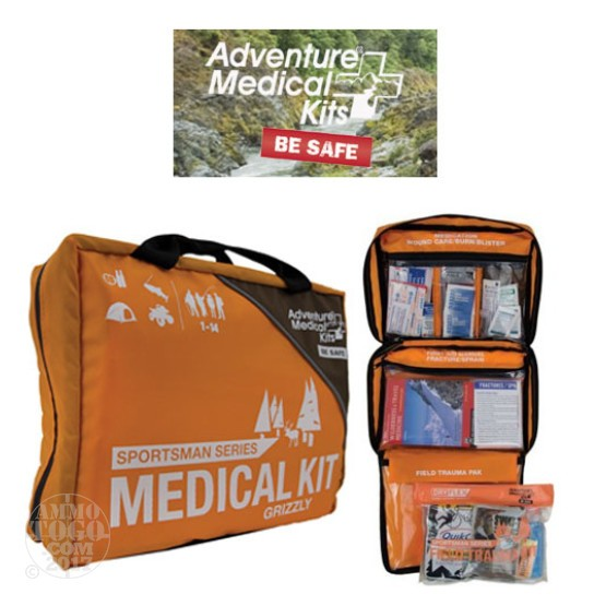 1 - Adventure Medical Kits Grizzly