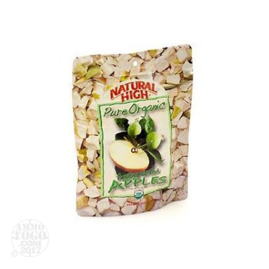 1 - Natural High Organic Apples Dried Fruit Snack