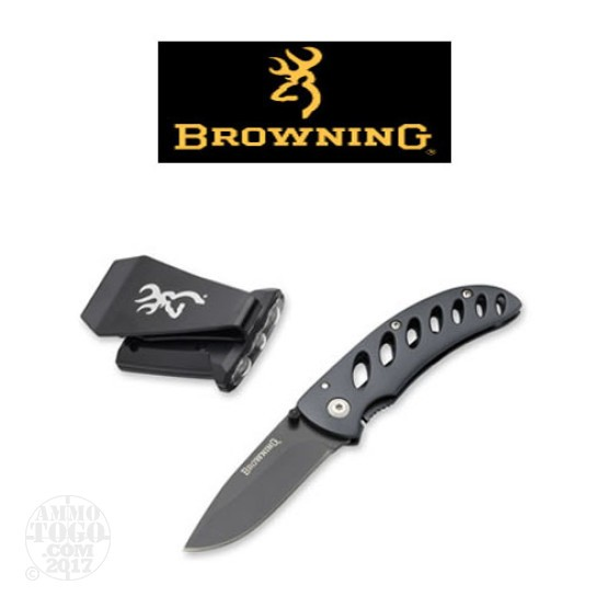 1 - Browning Night Seeker Cap Light and Knife Combo Black