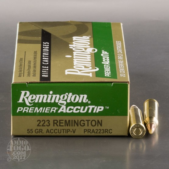 1000rds - .223 Black Hills 55gr. Remanufactured Full Metal Jacket Ammo