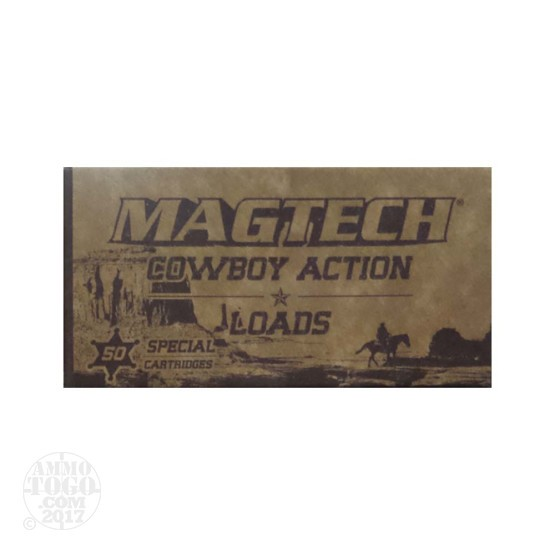 1000rds – 38 Special Magtech Cowboy Action 158gr. LFN Ammo