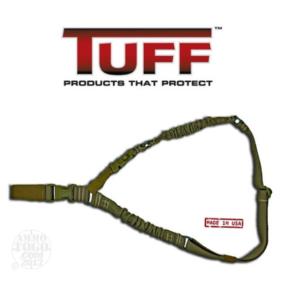 1 - Tuff Products 1 or 2 Point Tactical Sling Tan