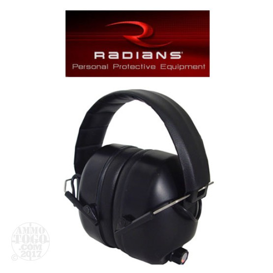 1 - Radians 430EHP Electronic Hearing Protection Earmuff