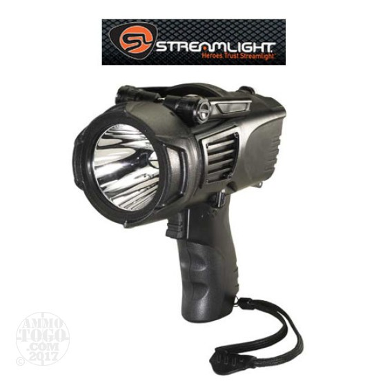 1 - Streamlight Waypoint LED/DEL Black High Performance Pistol Grip Spotlight