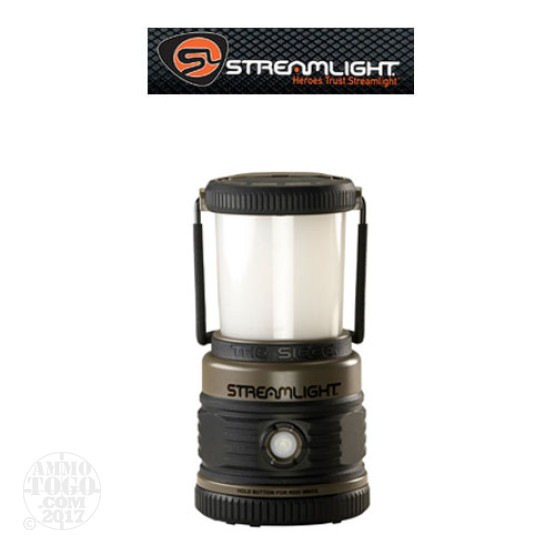1 - Streamlight The Siege LED Lantern Coyote Brown 340 Lumens