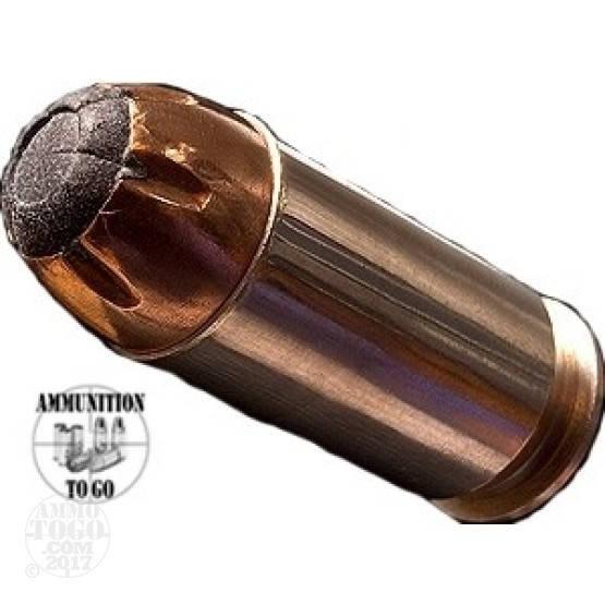 6rds - 45 ACP Extreme Shock 185gr. Enhanced Penetrating Rounds