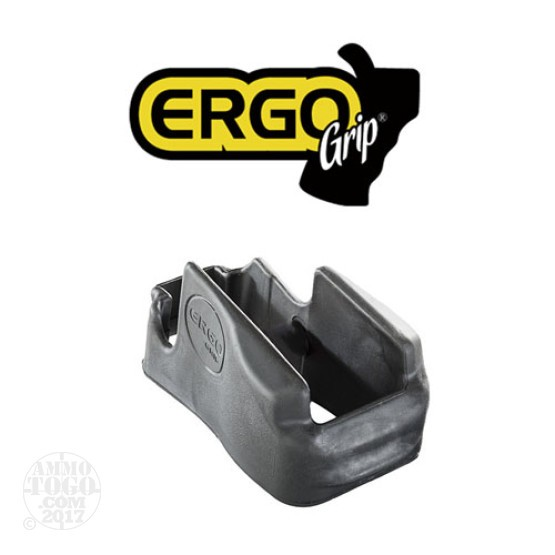 1 - Ergo Grips Never Quit Grip Magwell Black for AR15/M16/M4