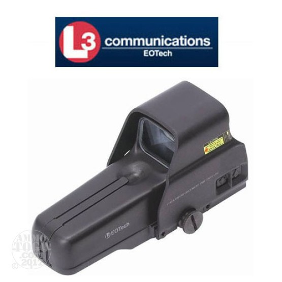1 - EOTech 517 Holographic Weapon Sight w/A65 Reticle
