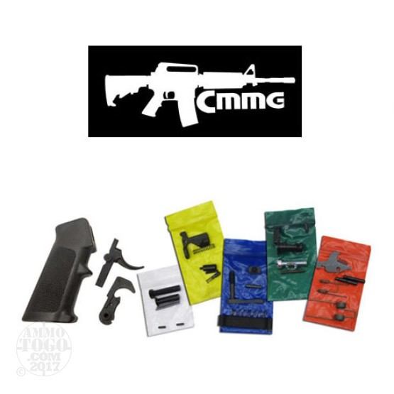 1 - CMMG AR15 Lower Receiver Parts Kit