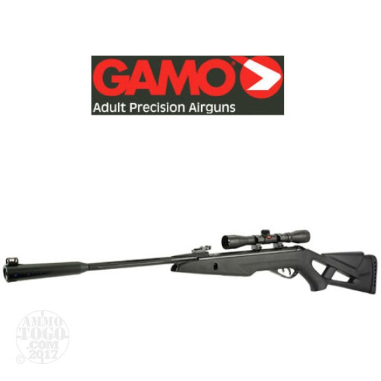 1 - Gamo Silent Cat .177 cal. Pellet Rifle with 4X32 Scope