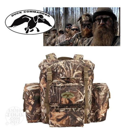 1 - Duck Commander Authentic Ruck Sack