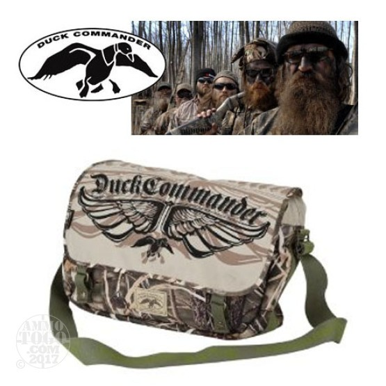 1 - Duck Commander Authentic Shoulder Bag