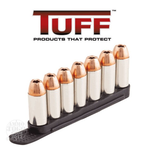 1 - Tuff Quickstrip 6 Round for .357, .38, .40 S&W, 6.8mm