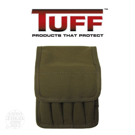 1 - Tuff 5 In Line Magazine Pouch Size 1 for .45ACP Coyote Brown