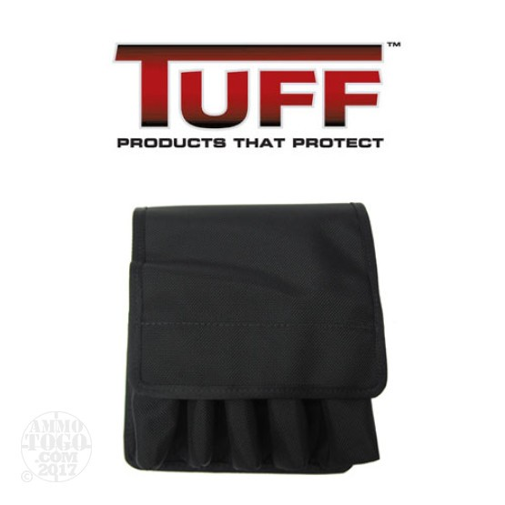 1 - Tuff 5 In Line Magazine Pouch Size 5 for AR-15 Black