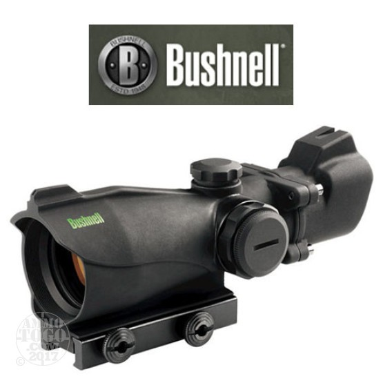 1 - Bushnell Tactical 2X MP Red Green Dot 2X 32mm for AR 15/Shotgun/Handgun/Rifle
