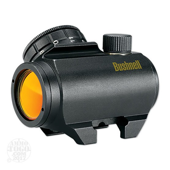 1 - Bushnell TRS-25 1X Tactical Red Dot Sight Black