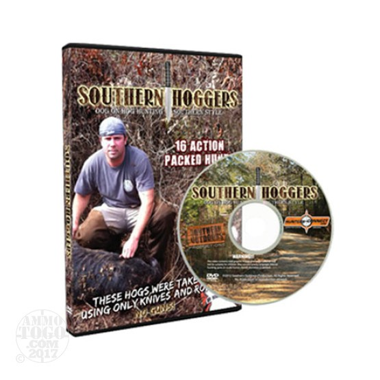 1 - Southern Hoggers Dog on Hog Hunting Southern Style DVD 1
