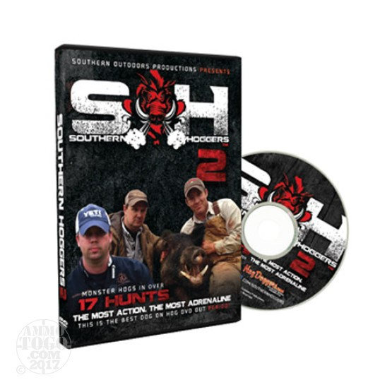 1 - Southern Hoggers Dog on Hog Hunting Southern Style DVD 2