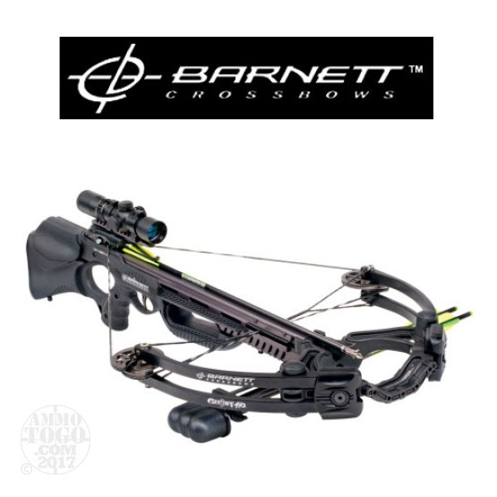 1 - Barnett Crossbows Ghost 410 Package w/ RCD (Rope Cocking Device)