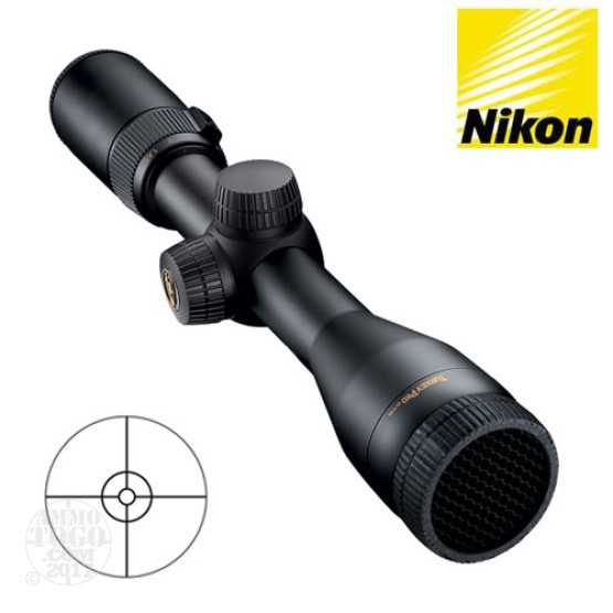 1 - Nikon Turkey Pro BTR 1.65-5x36 Matte BTR Rifle Scope