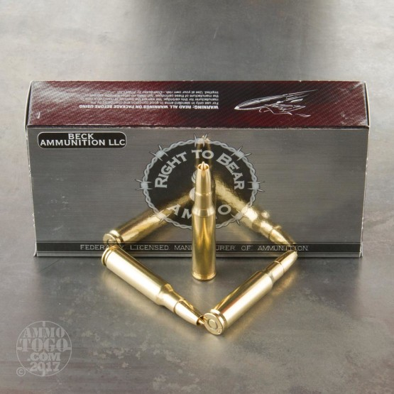 20rds - 308 Win Right to Bear Expanding Subsonic 170gr. Lehigh Controlled Fracturing HP Ammo