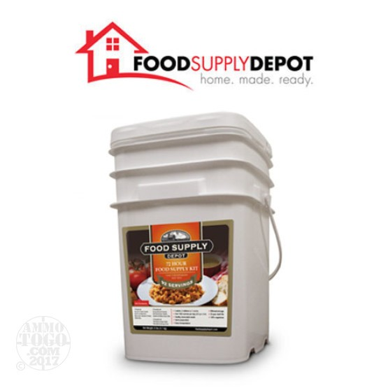 1 - Food Supply Depot 72 Hour Food Supply Kit Bucket