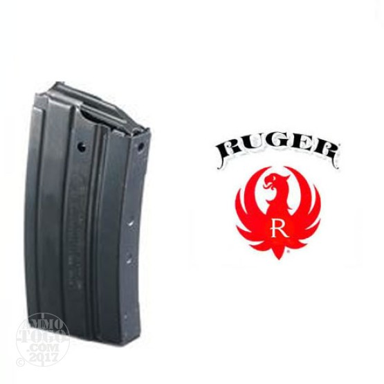 1 - Ruger Mini-14 Factory 20rd. Blued Magazine