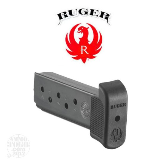 1 - Ruger 380 ACP LCP 7rd. Extended Magazine