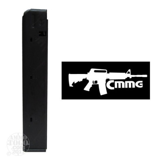 1 - CMMG MK9 9mm AR-15 32rd. Magazine Black