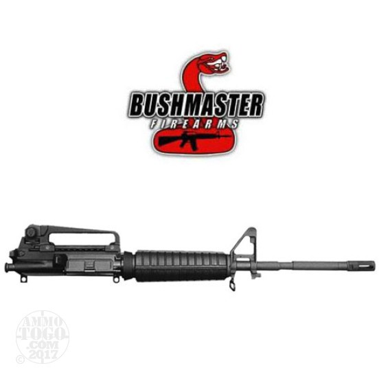 "1 - Bushmaster XM15 M4A3 .223/5.56mm 16"" Upper Receiver/Barrel Assembly"