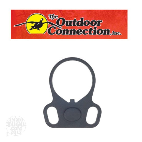 1 - Outdoor Connection Single Point Sling Adapter