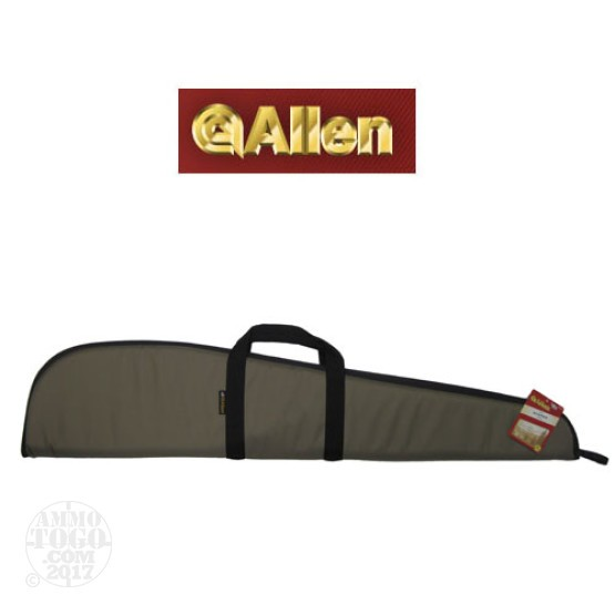 "1 - Allen 46"" Durango Scoped Rifle Case Tan"