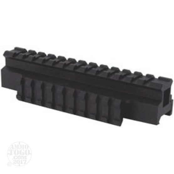 1 - FM AR-15 Flat Top Tri-Rail Scope Mount
