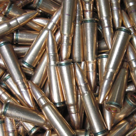 500rds - 7.62x39 American Tactical Imports Demil 124gr. FMJ Ammo