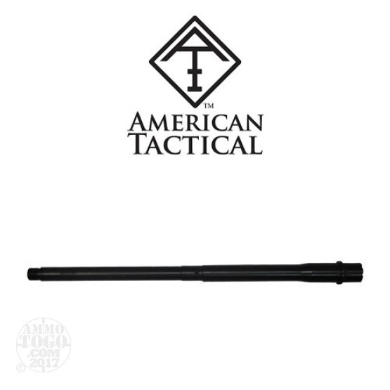"1 - American Tactical Imports AR-15 300AAC 16"" Melonite 1X7 Barrel"