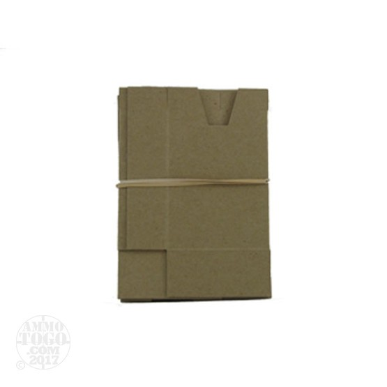 1 - Bandoleer Cardboard Replacement Sleeve 12 Pack
