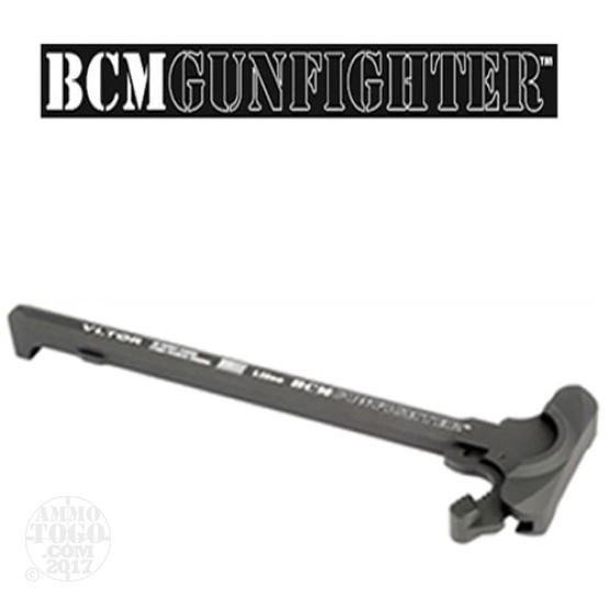 1 - BCM Charging Handle for 5.56/.223 Mod 4 Black