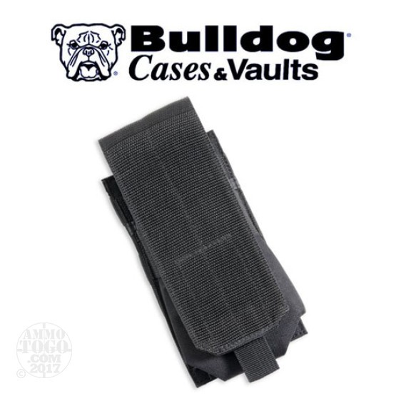 1 - Bulldog Extreme Tactical Two Mag Pouch