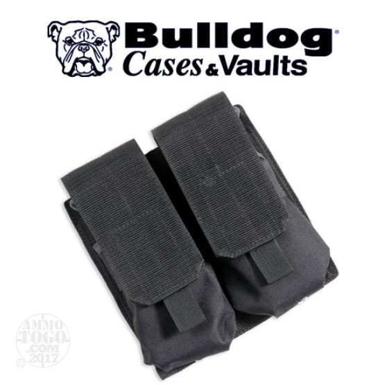 1 - Bulldog Extreme Tactical Four Mag Pouch