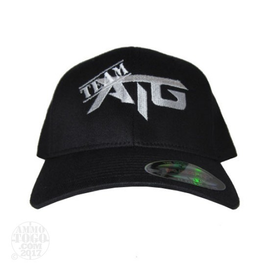 1 - Black Ammo To Go Team ATG Flexfit Fitted Cap (Large/XL)