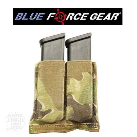 1 - Blue Force Gear Ten Speed Double Pistol Magazine Pouch